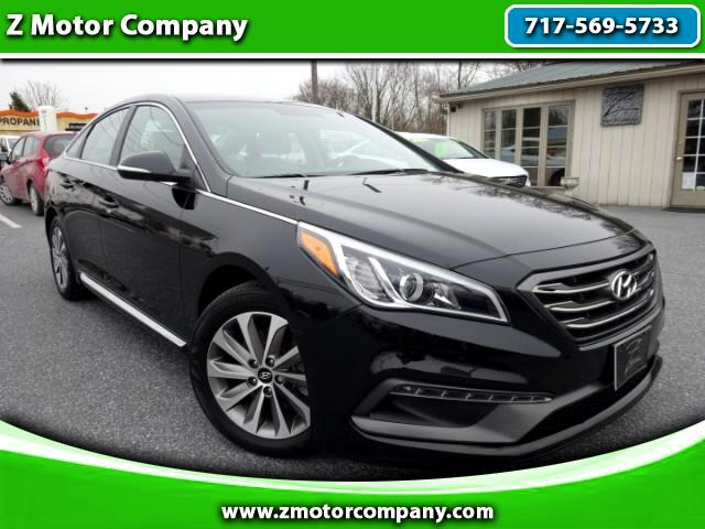 2015 Hyundai Sonata Sport  w/ Heated Seats