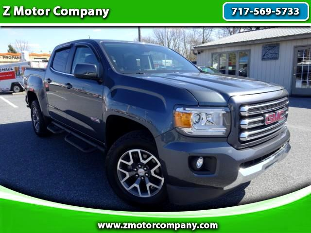 2015 GMC Canyon SLE Crew Cab 4WD All Terrain Package