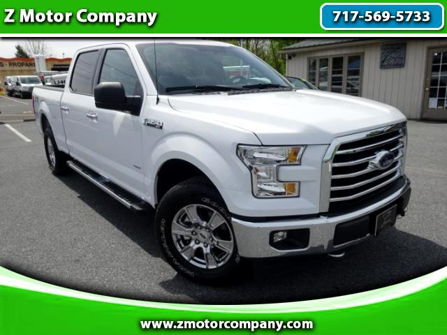 2017 Ford F-150 XLT SuperCrew 4WD w / XTR Chrome Package