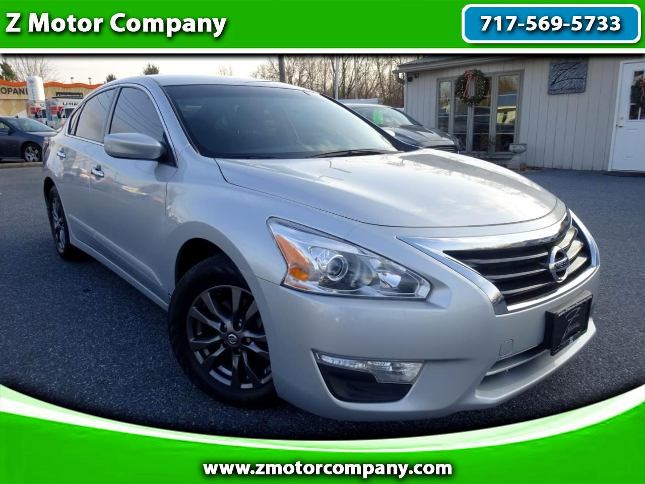 2015 Nissan Altima 2,5 S Special Edition