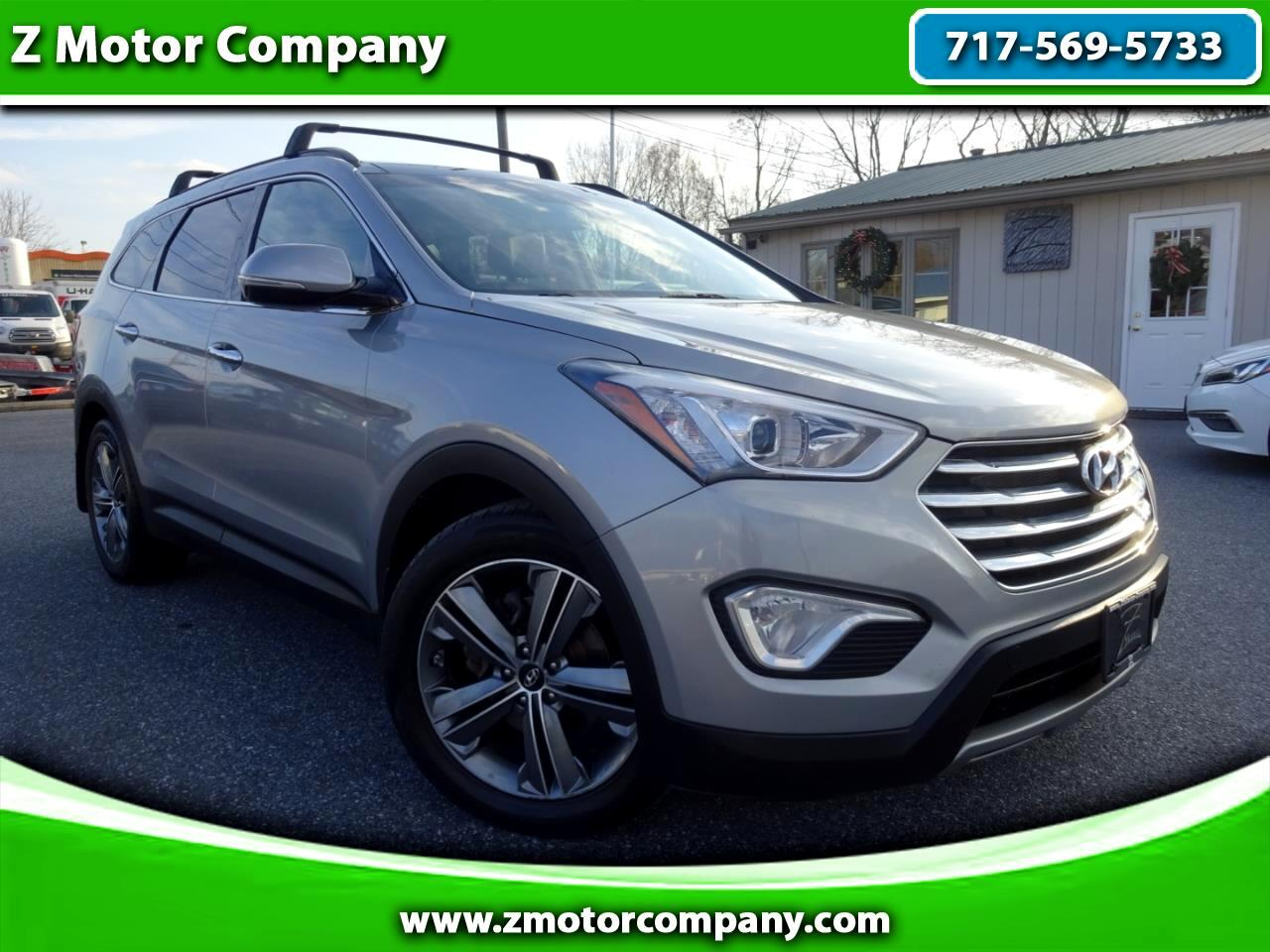 2015 Hyundai Santa Fe Limited w/Ultimate Package AWD