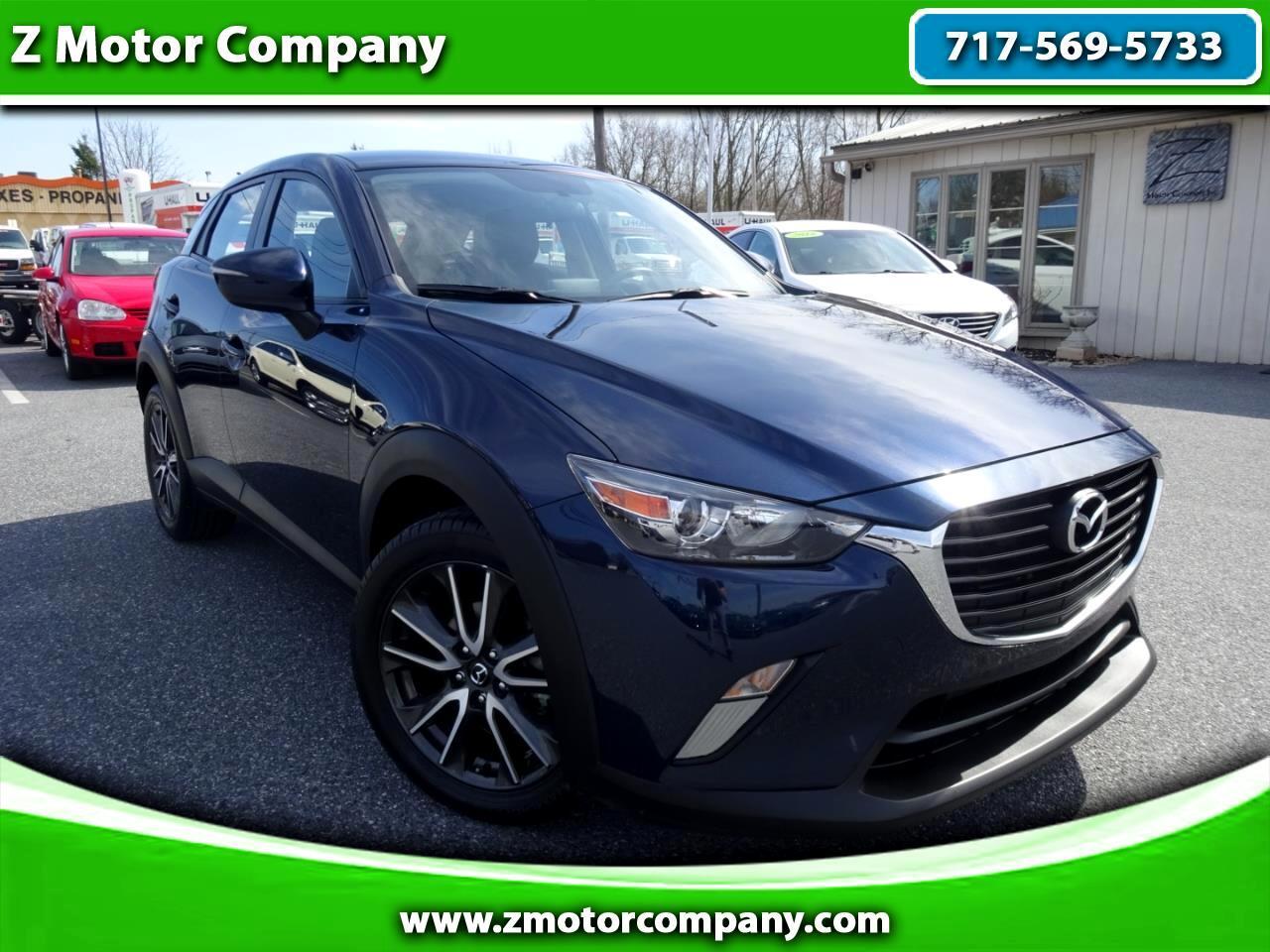 2017 Mazda CX-3 Touring FWD