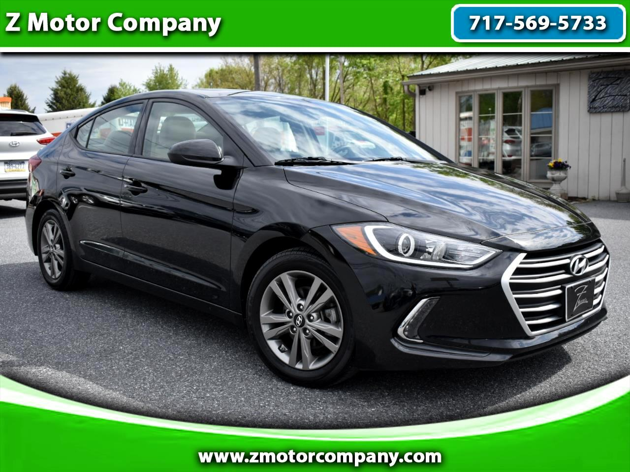 2017 Hyundai Elantra Value Edition (Alabama)