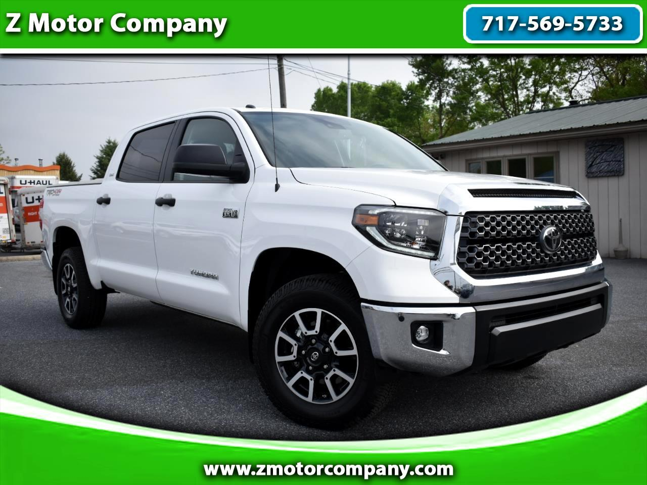 2019 Toyota Tundra 4WD TRD Off-Road CrewMax