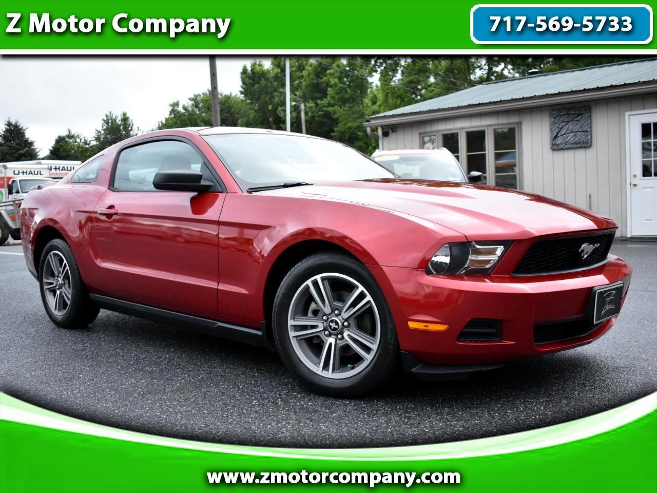 2010 Ford Mustang 2dr Cpe V6 Premium