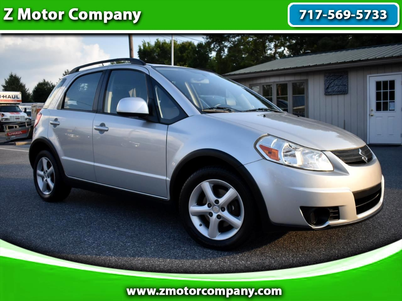 2009 Suzuki SX4 5dr HB Man Technology Pkg AWD