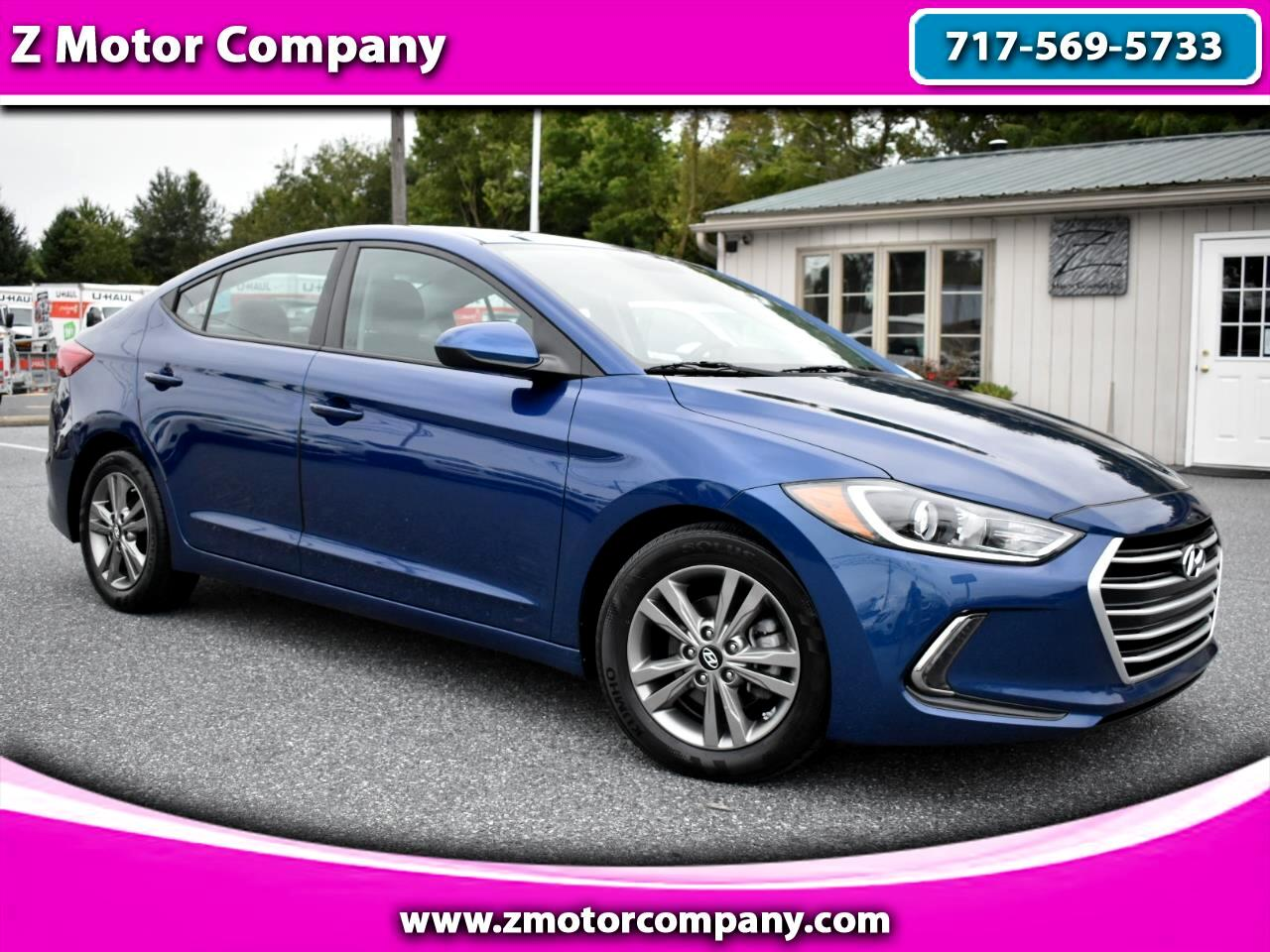 2017 Hyundai Elantra SE w / Tech Package