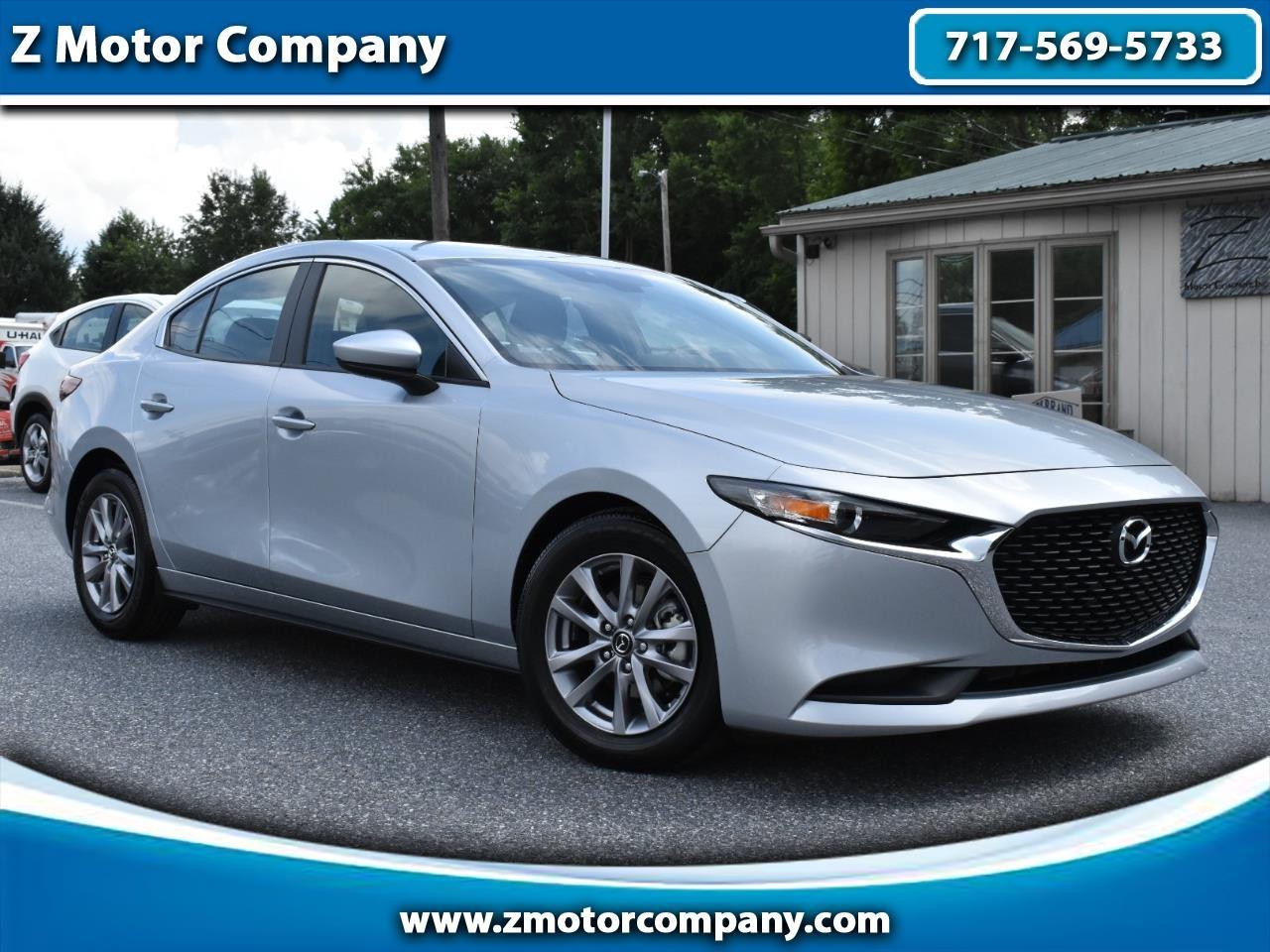 Mazda Mazda3 Sedan FWD 2019