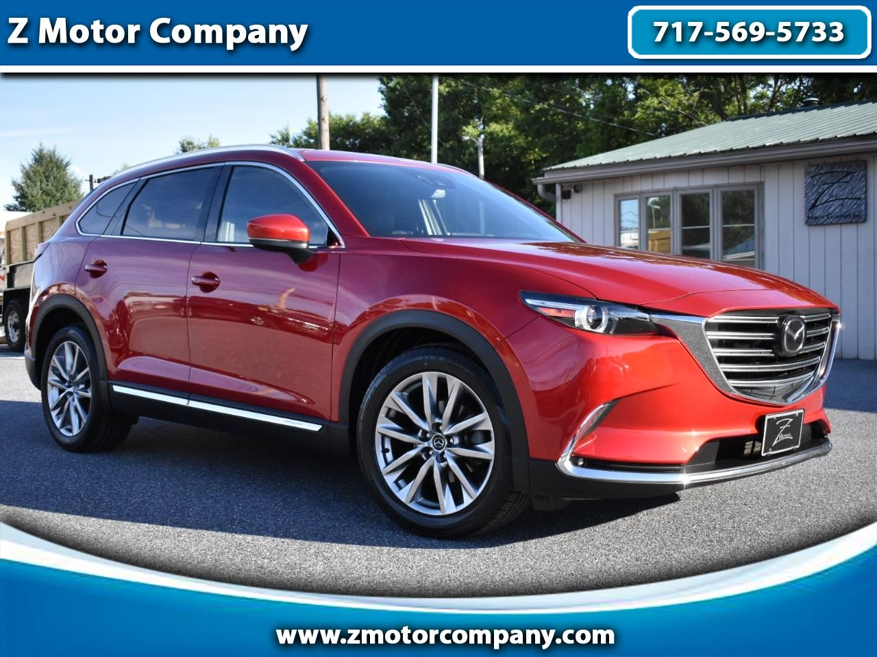 Mazda CX-9 Grand Touring AWD 2017