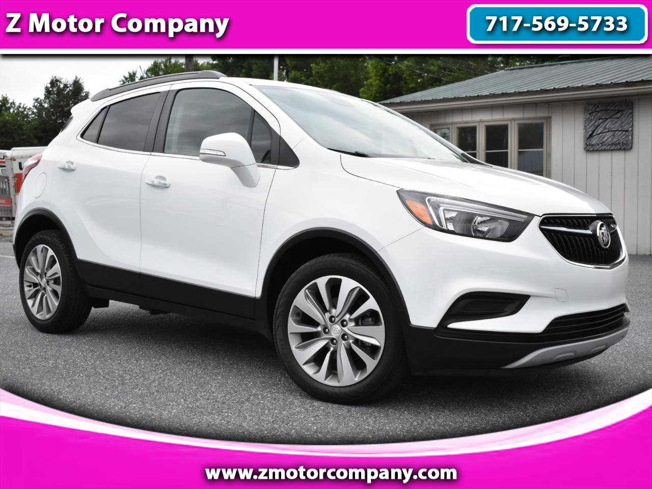 Buick Encore FWD 4dr Preferred 2017