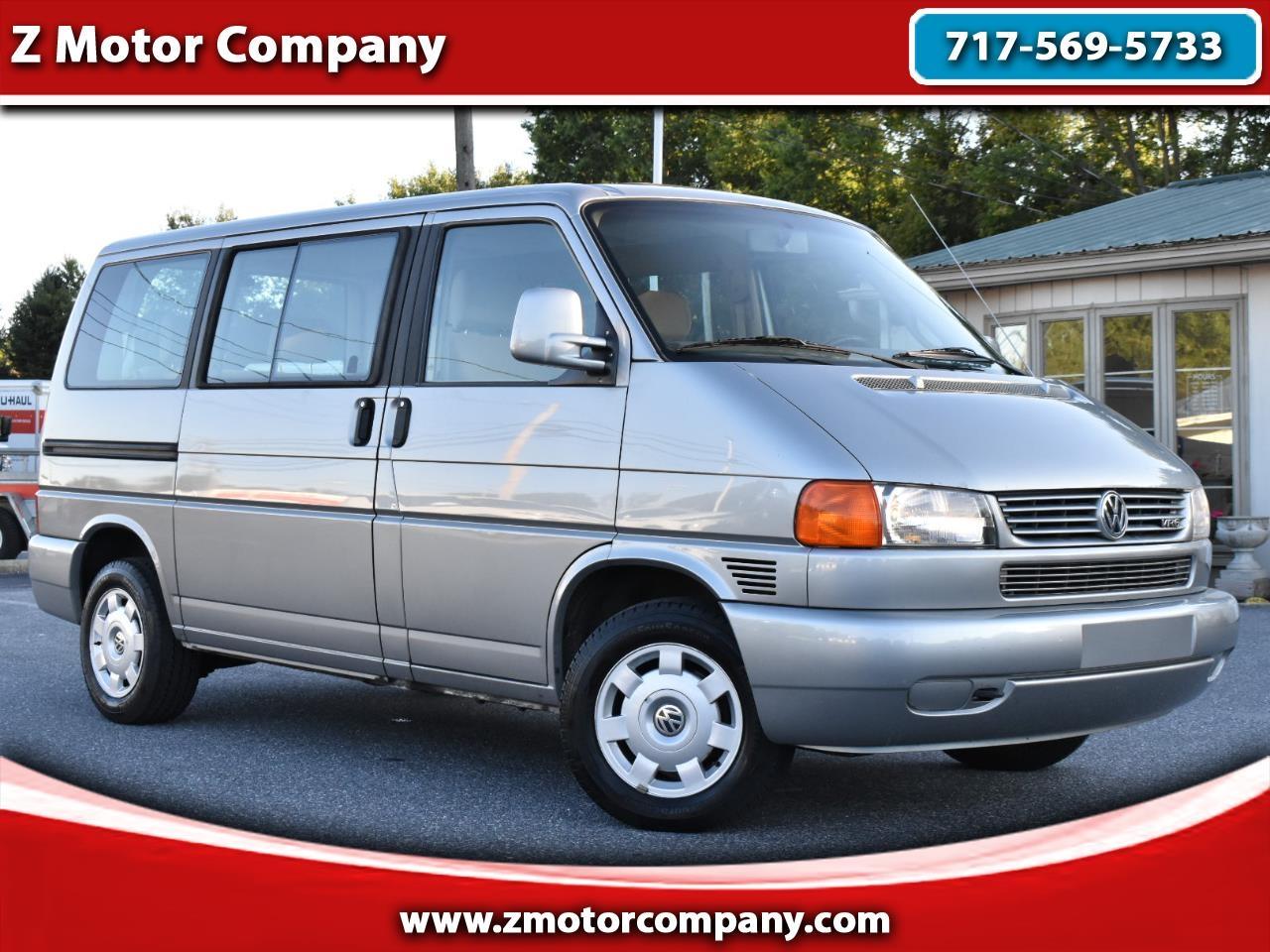Volkswagen EuroVan 3dr GLS 1999
