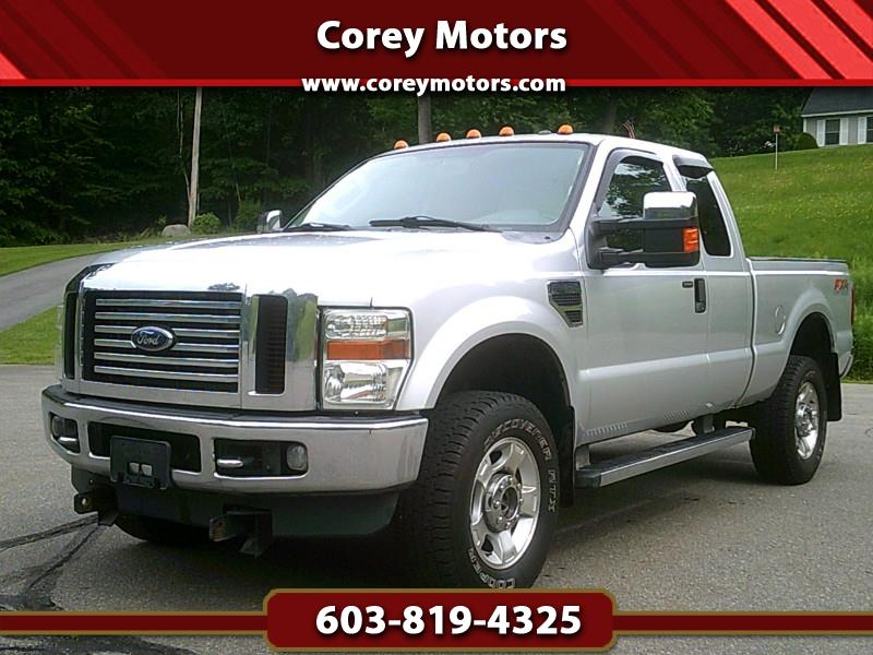 2010 Ford F-350 SD FX4 SuperCab 4WD