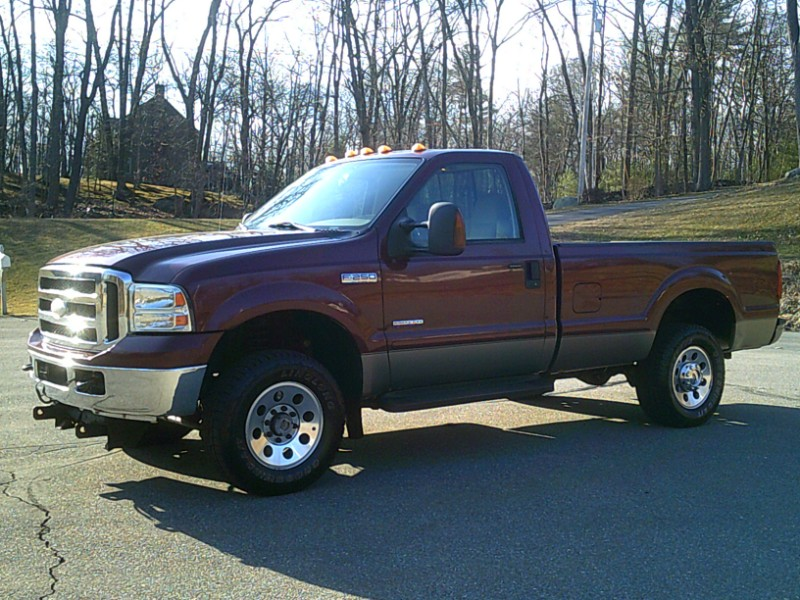 Ford F-250 SD XLT 4WD 2005