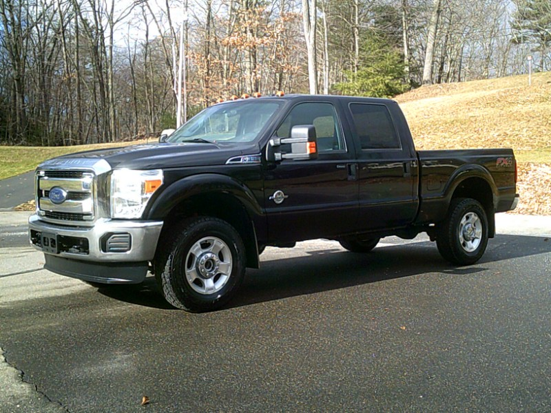 Ford F-350 SD XLT Crew Cab Short Bed 4WD 2016