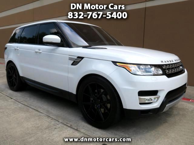 2016 Land Rover Range Rover Sport HES Td6 4WD