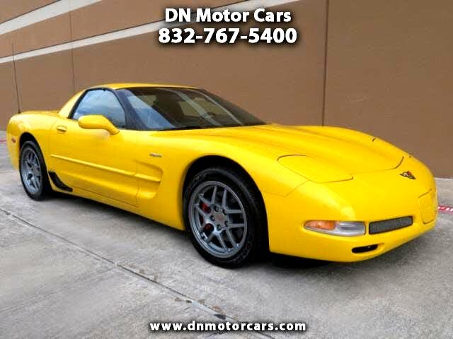 2001 Chevrolet Corvette Z06 Coupe One Owner ( Collectable )