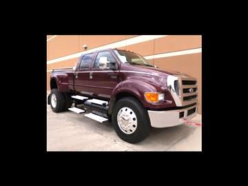 2007 Ford Super Duty F-650 Straight Frame