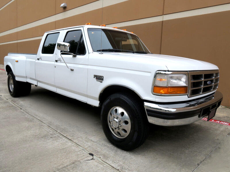 1997 Ford F-350 Crew Cab 4dr 168.4