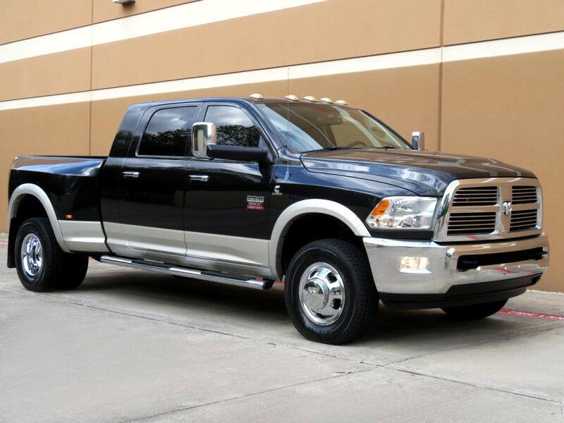"""2010 Dodge Ram 3500 4WD Mega Cab 160.5"""" Laramie"""