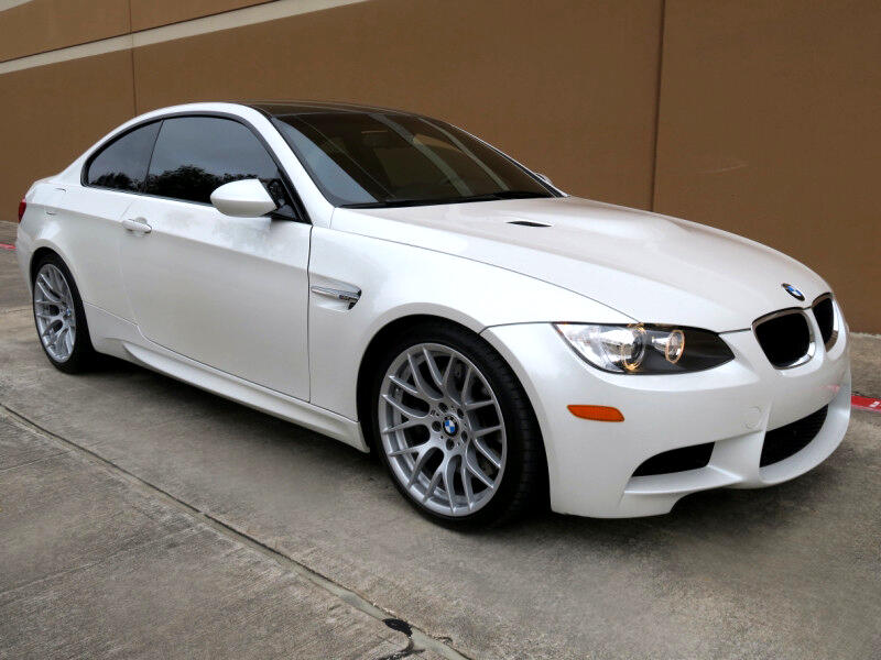 2011 BMW M3 Competition PKG Coupe