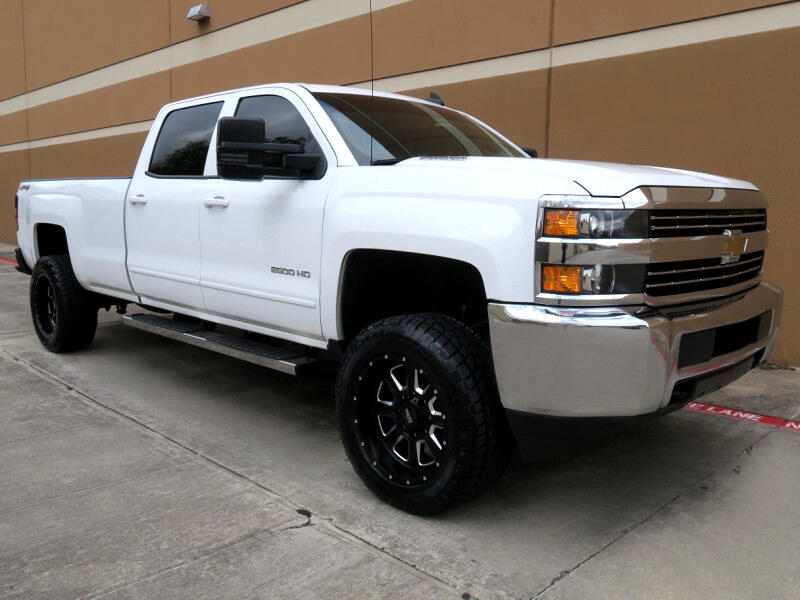 "2015 Chevrolet Silverado 2500HD Built After Aug 14 4WD Crew Cab 167.7"" LT"