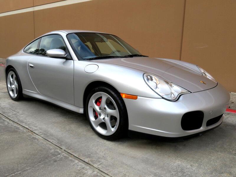 2004 Porsche 911 2dr Cpe Carrera 4S 6-Spd Manual