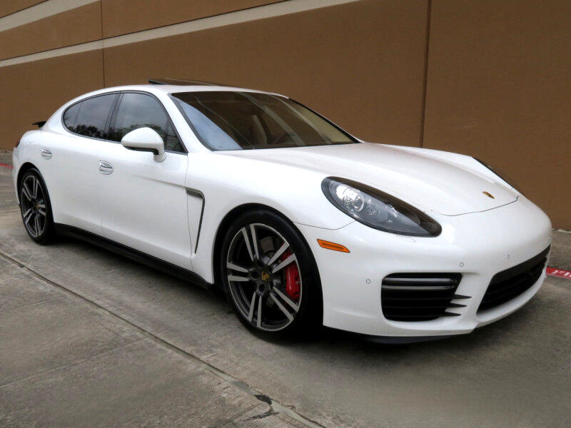 2014 Porsche Panamera 4dr HB GTS