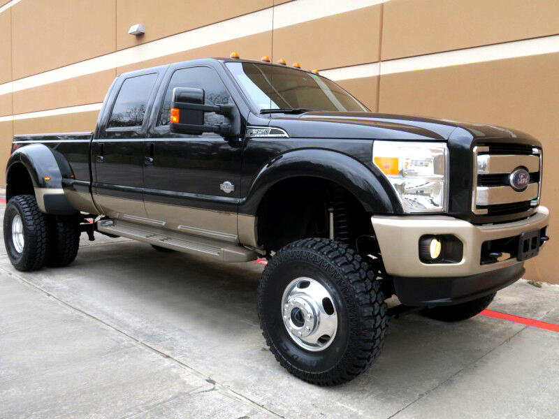 2013 Ford Super Duty F-350 DRW 4WD Crew Cab 172