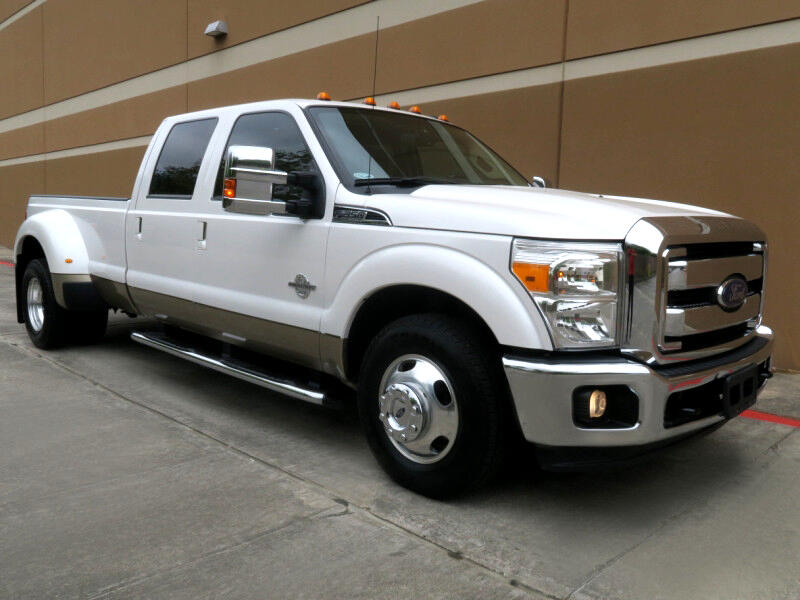 2013 Ford Super Duty F-350 DRW 2WD Crew Cab 172