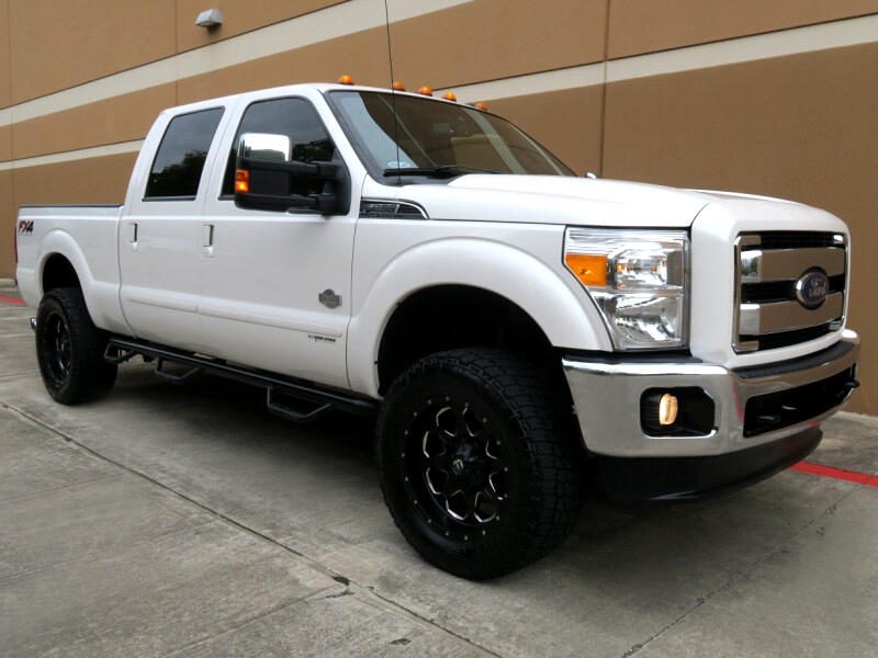 "2016 Ford Super Duty F-250 SRW 4WD Crew Cab 156"" King Ranch"