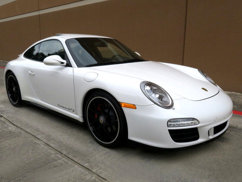 2012 Porsche 911 2dr Cpe Carrera GTS