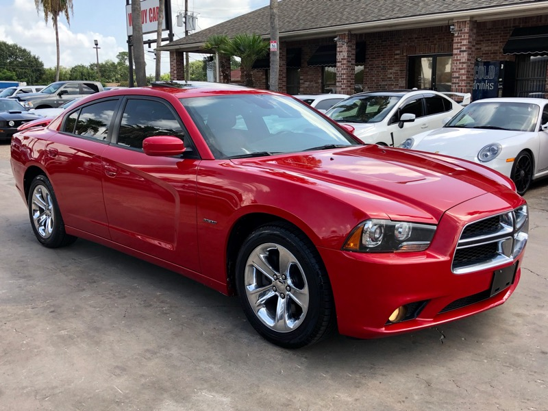 charger dodge 4dr rwd sdn rt