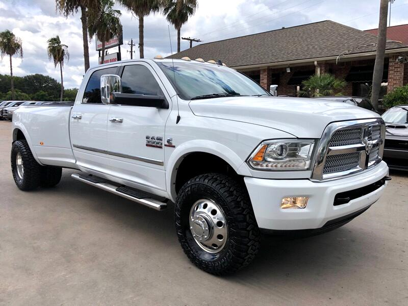 2015 RAM 3500 Limited 4x4 Crew Cab 8' Box