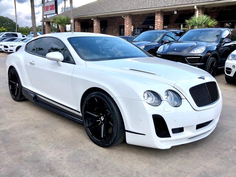 2006 Bentley Continental GT 2dr Cpe
