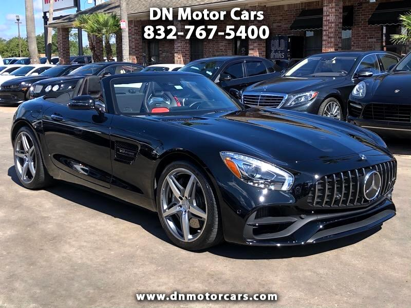 Mercedes-Benz AMG GT AMG GT Roadster 2018