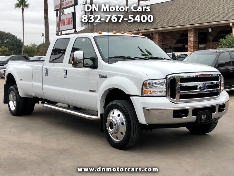Ford Super Duty F-550 DRW  2007