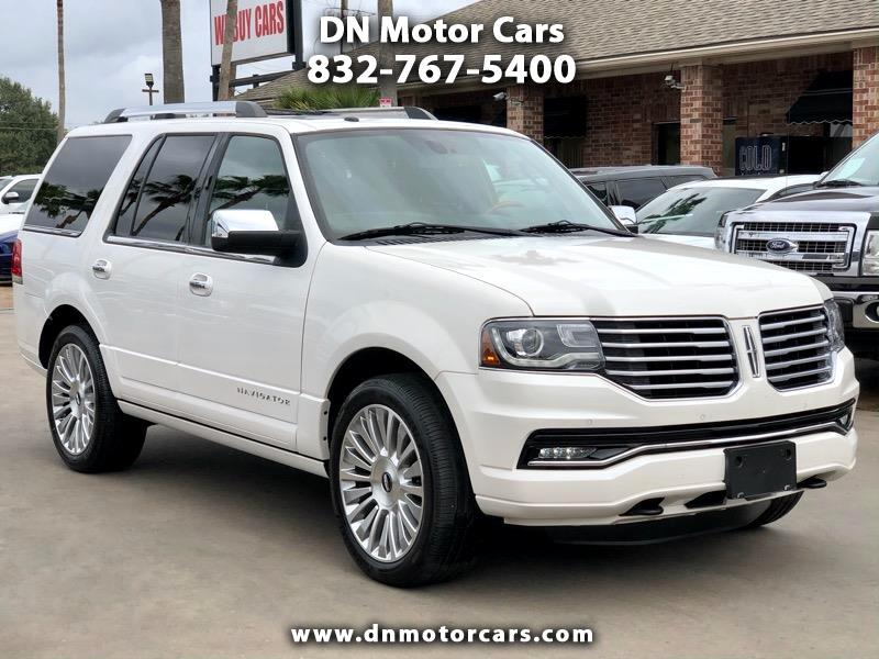Lincoln Navigator 2WD 4dr Select 2016
