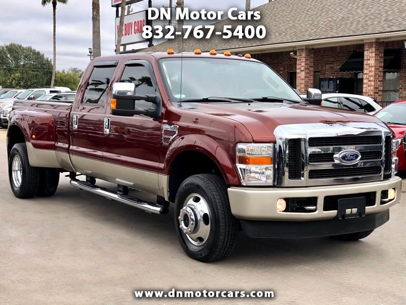 "Ford Super Duty F-350 DRW 4WD Crew Cab 172"" King Ranch 2008"