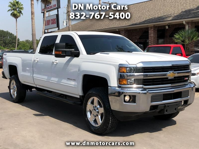 "Chevrolet Silverado 2500HD Built After Aug 14 4WD Crew Cab 167.7"" LT 2015"