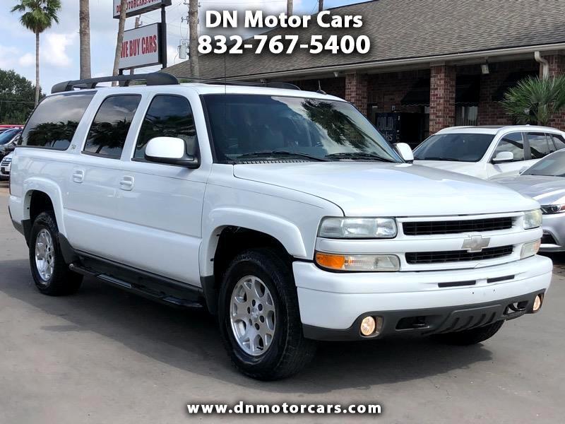 Chevrolet Suburban 4dr 1500 4WD Z71 2004