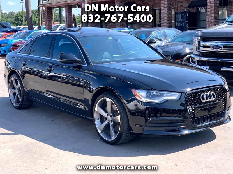 Audi A6 4dr Sdn quattro 2.0T Premium Plus 2014