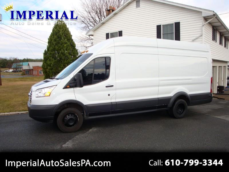Ford Transit 350 Van HD High Roof 10360lb GVWR Pass. Slide EL 2016
