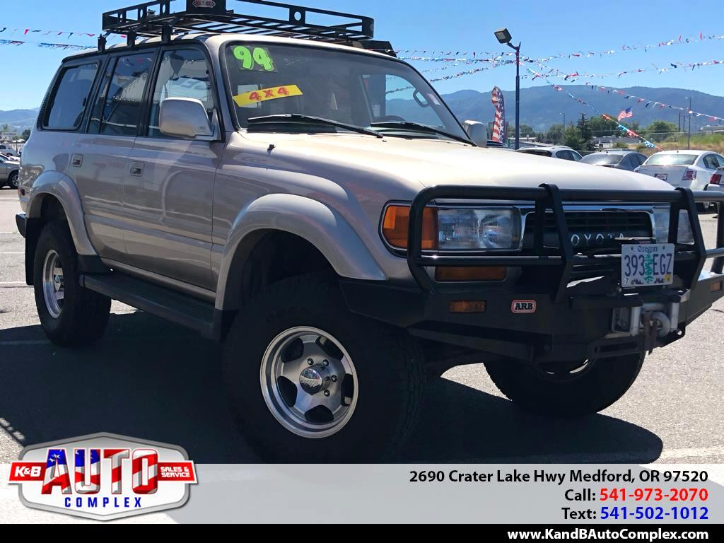 1994 Toyota Land Cruiser 4dr Wagon