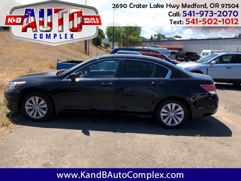 2012 Honda Accord Sdn 4dr I4 AT EX
