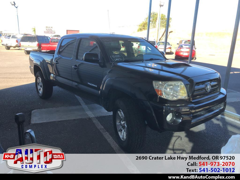 2007 Toyota TACOMA DOU TRD OFF ROAD PACKAGE