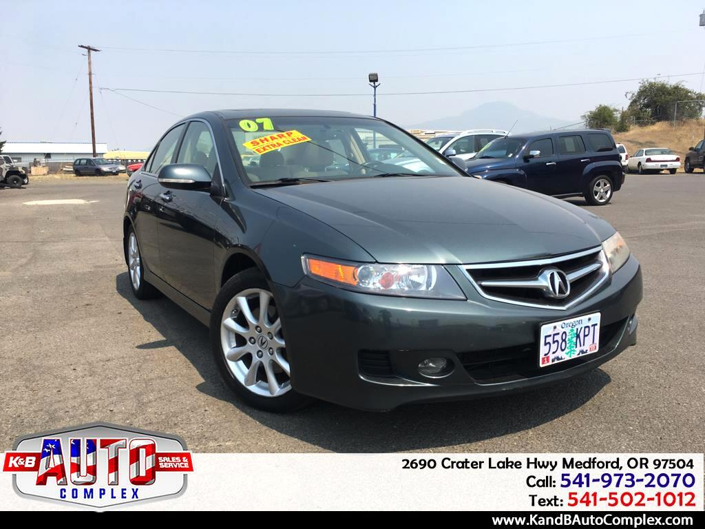 Acura TSX 4dr Sdn AT 2007