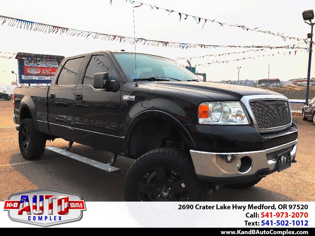 "2007 Ford F-150 4WD SuperCrew 139"" King Ranch"