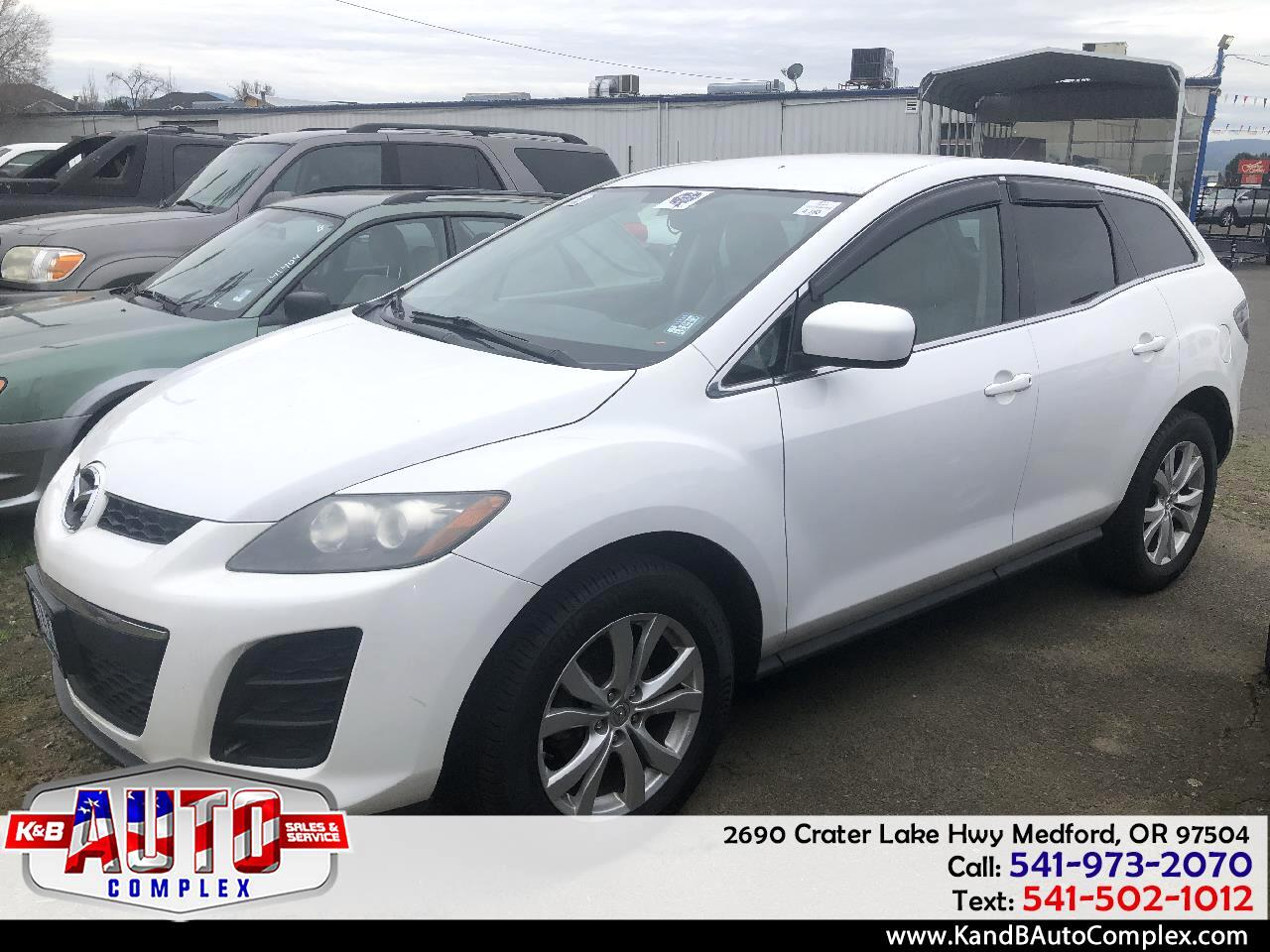 Mazda CX-7 FWD 4dr s Touring 2011