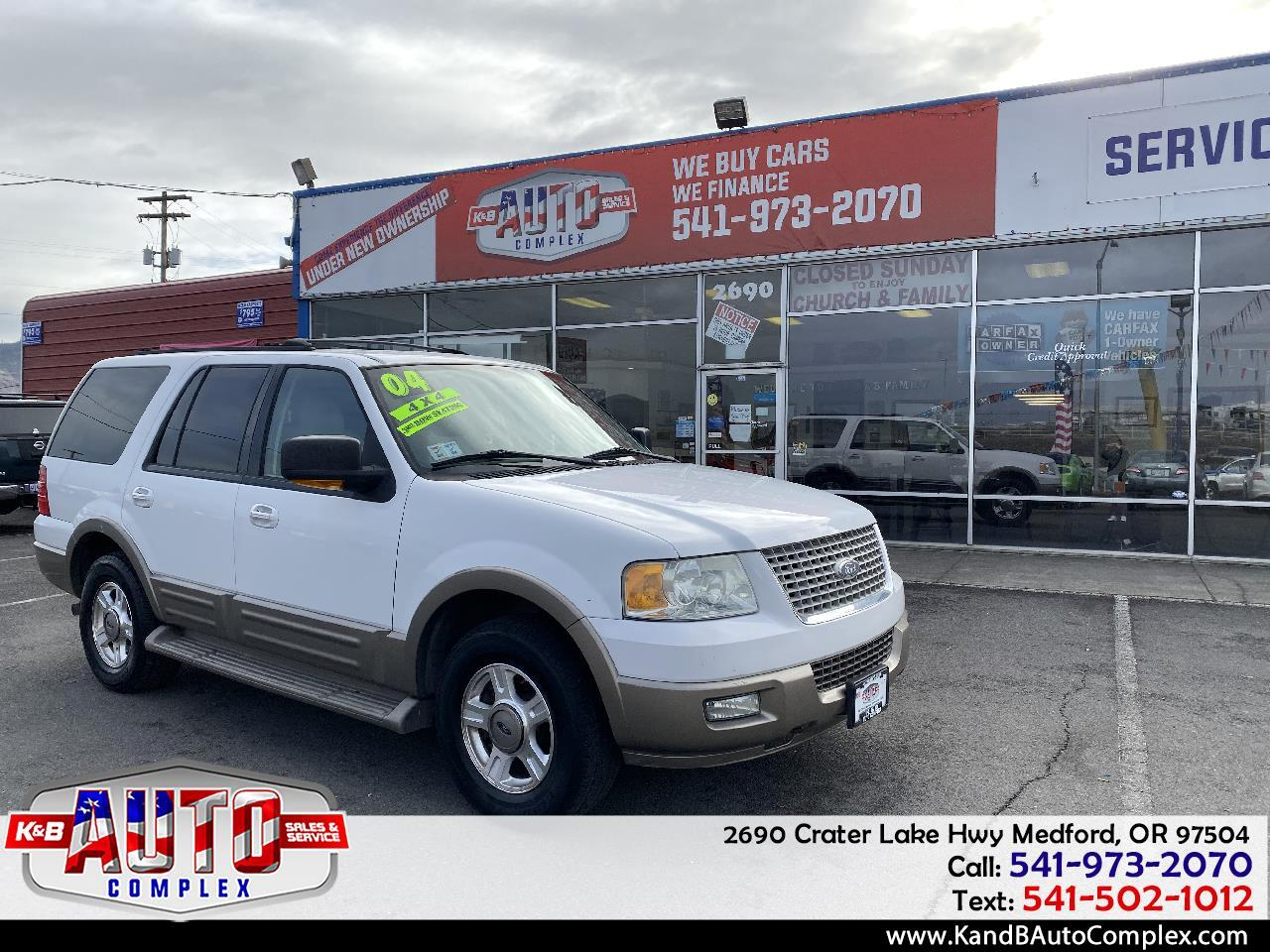 Ford Expedition 5.4L Eddie Bauer 2004
