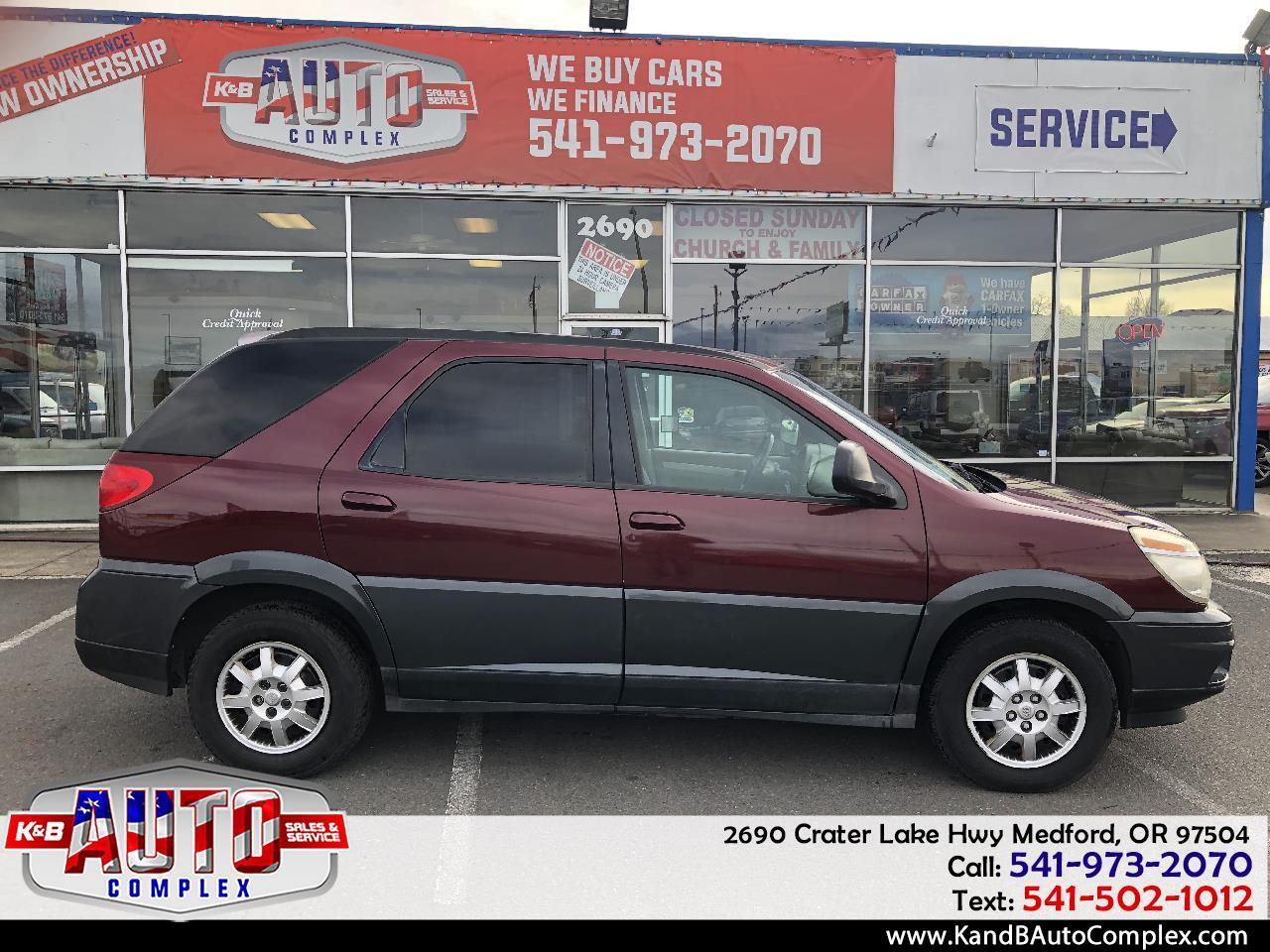 Buick Rendezvous 4dr AWD 2004